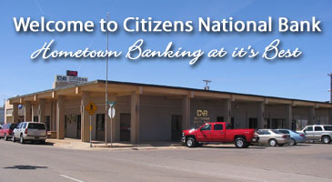 Citizens National Bank of Crosbyton